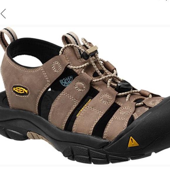 3a2bad38fcba Keen Other - Keen men s hiking waterproof sports tan sandals